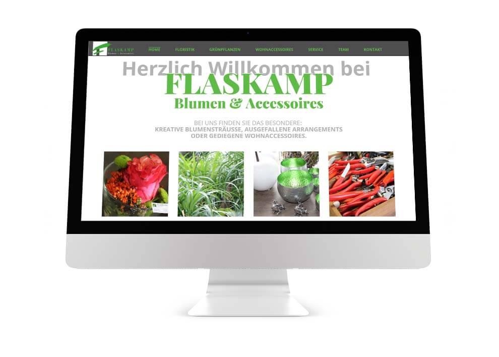 Responsive Web Design Flask