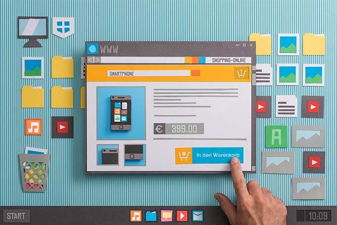 Onlineshop erstellen - schnell und einfach