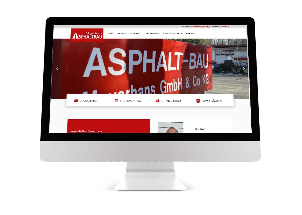 Asphalt-Bau Meyerhans GmbH & Co. KG