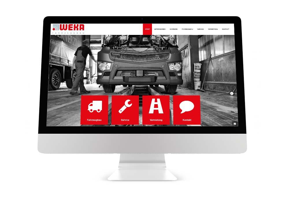 webseite neugestaltung